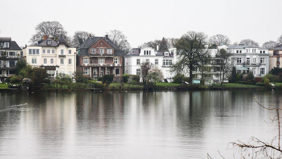 Villen in Hamburg-Uhlenhorst: Preise in Metropolen schwanken stark