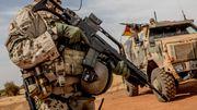 Selbstmordattentäter attackiert Bundeswehrsoldaten