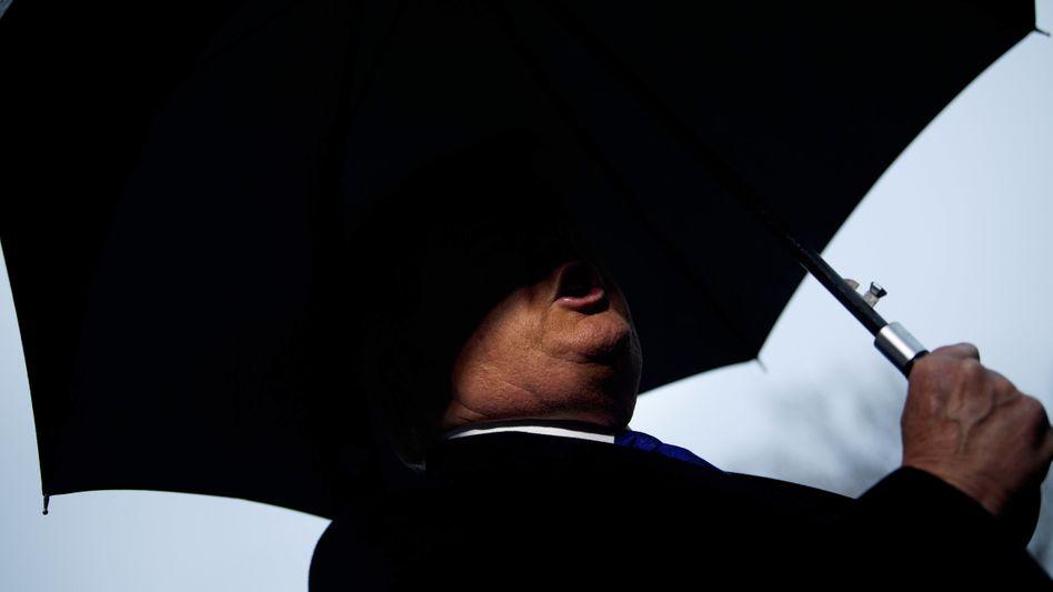Donald Trump: Geht es nach dem US-Präsidenten, bekommt China keine Kredite mehr von der Weltbank
