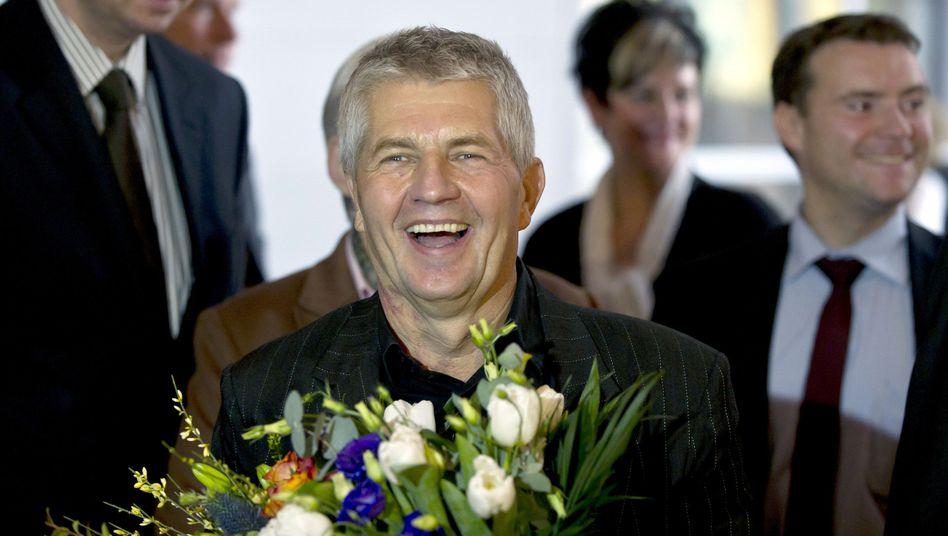 Roland Jahn: SED-Bekämpfer und Stasi-Aktenaufklärer