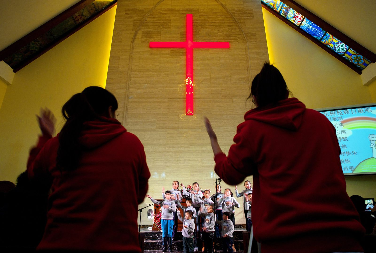 China / Christen