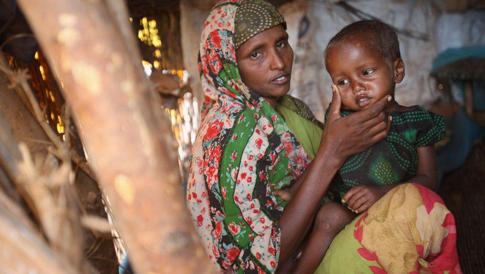 Flüchtlinge in Somalia: Hungersnot am Horn von Afrika