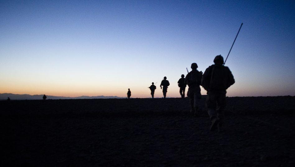 US-Soldaten in Afghanistan: Mehr Tote durch Selbstmord als durch Kämpfe