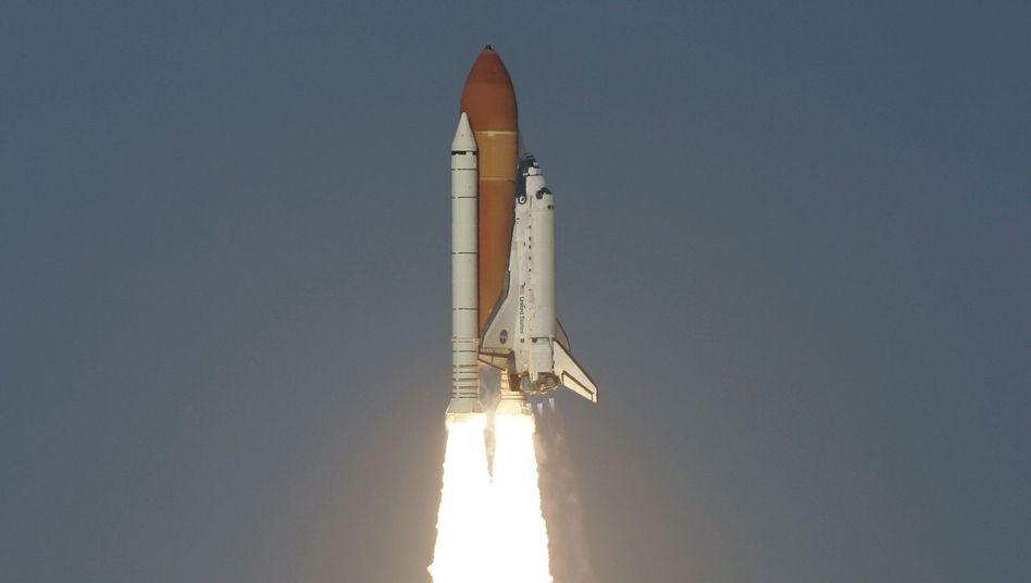 "Space Shuttle: ""Discovery"" zum letzten Flug gestartet"