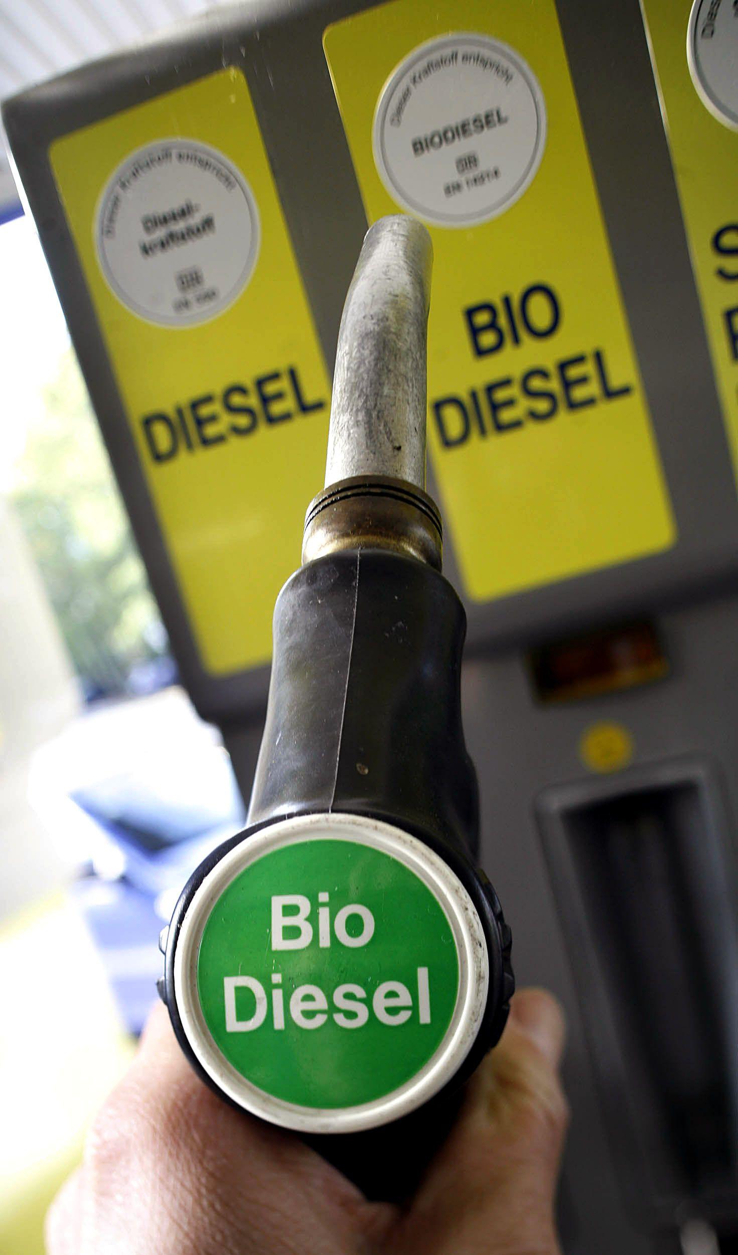 Geplante Besteuerung von Bio-Kraftstoffen