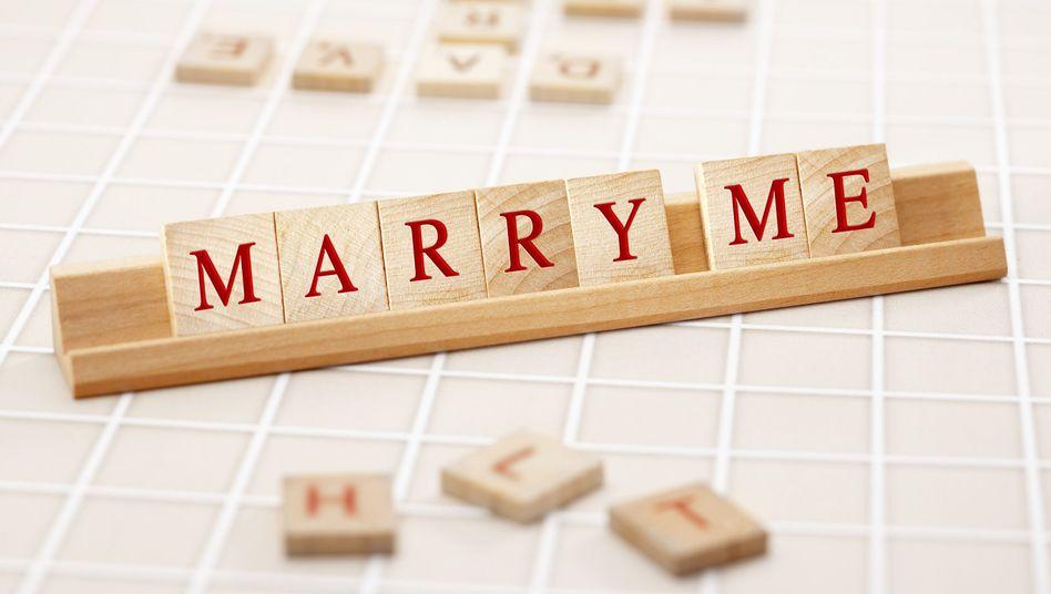 """""""Heirate mich"""": Die Namenswahl wird immer häufiger basisdemokratisch getroffen"""