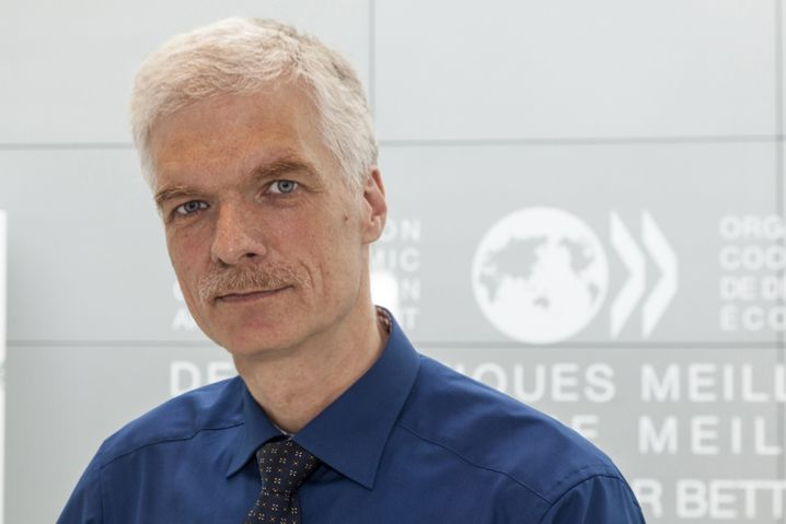 OECD-Bildungsexperte Andreas Schleicher