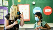 Leopoldina gegen generelle Maskenpflicht an Schulen