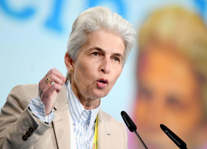 Platz 2 auf der FDP-Liste für NRW: Agnes Strack-Zimmermann