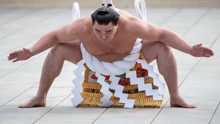 Japan: Prügel-Skandal um Sumo-Champion
