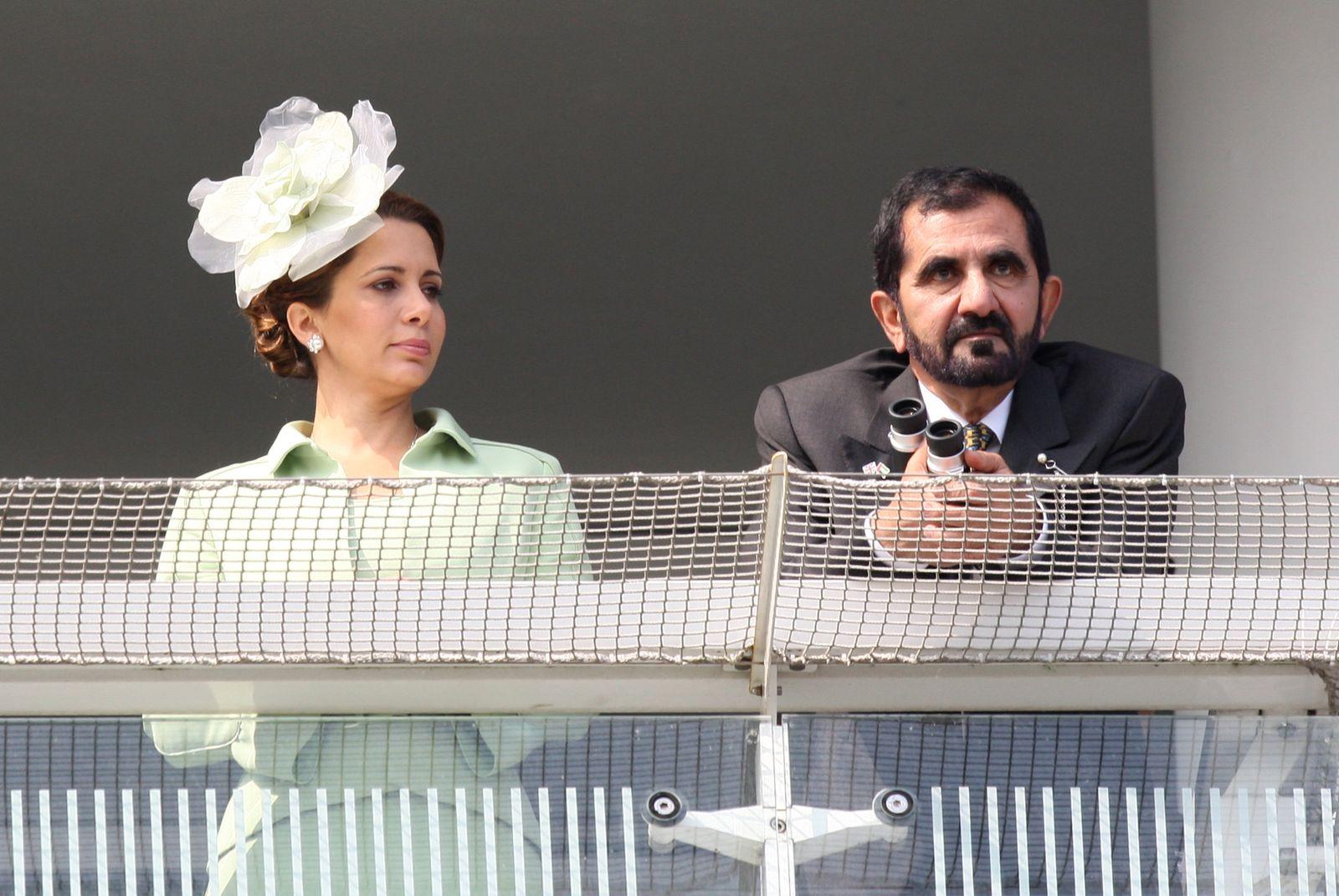 Emir von Dubai wollte Handy seiner Ex-Frau anzapfen