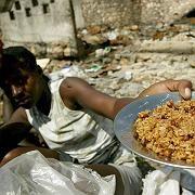 Frau in Haiti: Die Uno sucht nach Auswegen aus der weltweiten Hungerkrise