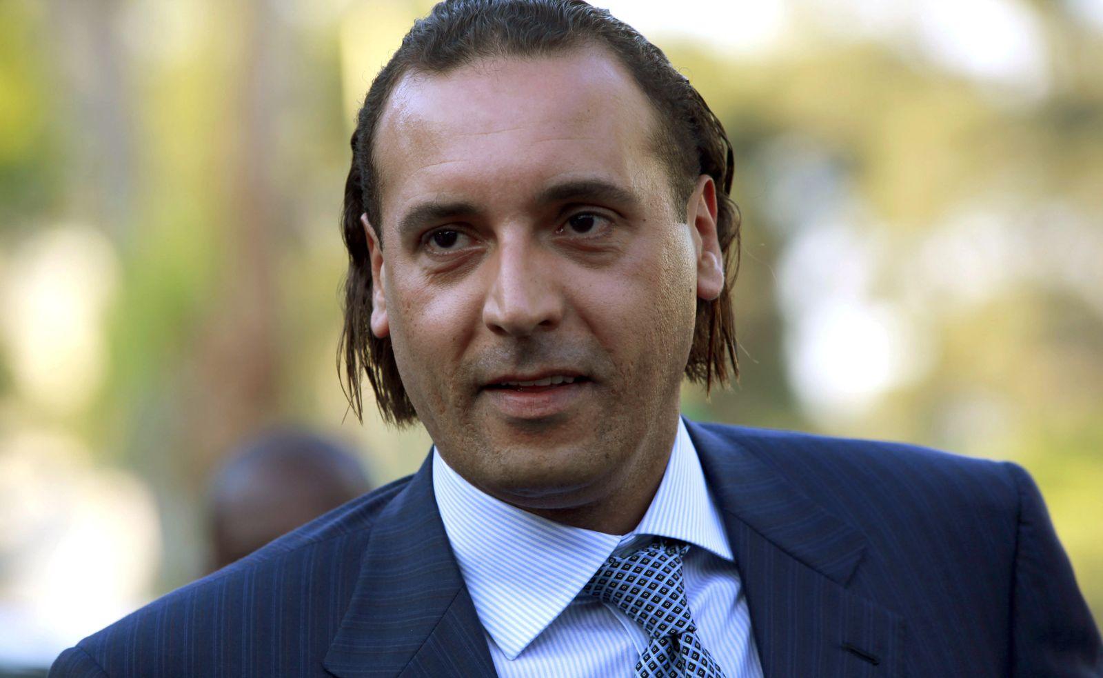 Hannibal al-Gaddafi