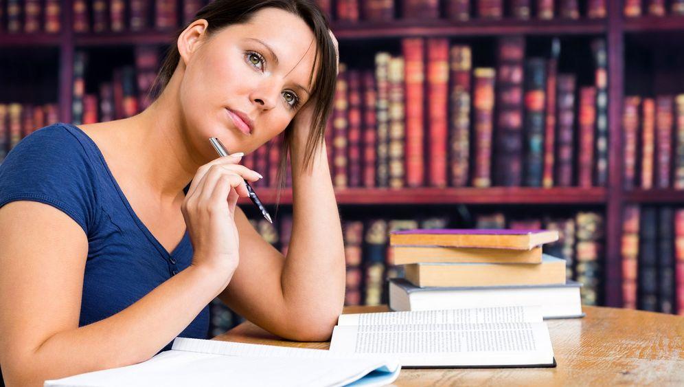 Campus-Kuppelbörse: Die Uni-Bib, der Laufsteg der Lernenden