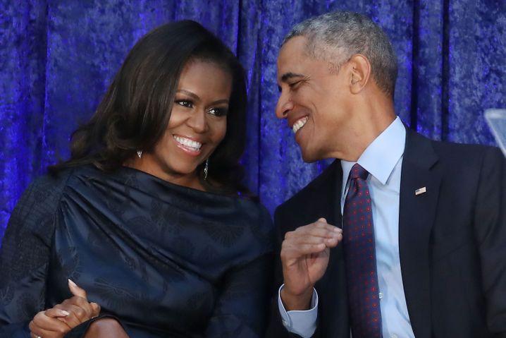 Barack und Michelle Obama haben viel vor in ihrer Karriere nach der Polit-Karriere. Unter anderem schlossen sie einen Produktionsdeal mit Netflix