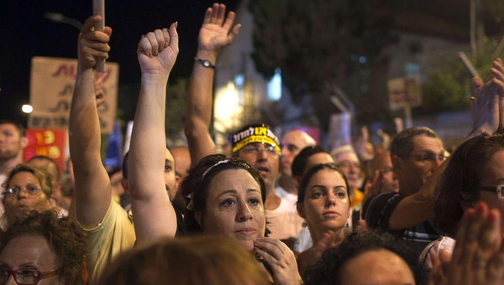 Sozialproteste: Wut auf den Straßen Israels