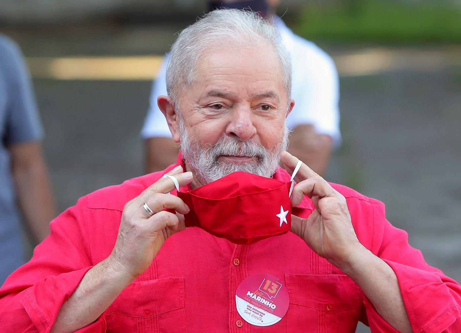 FILE PHOTO: Municipal elections in Brazil