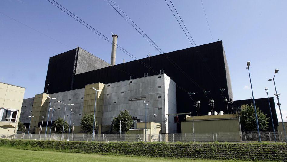 Atomkraftwerk Brunsbüttel: In 32 Jahren Betriebszeit nur 23 Jahre am Netz