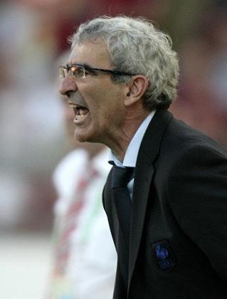 Frankreich-Trainer Domenech: Vertrag wird verlängert