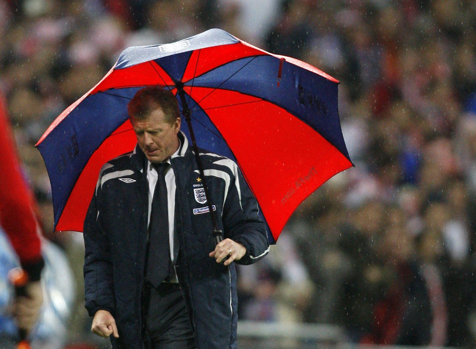 Fußballtrainer/ Mode/ Steve McClaren