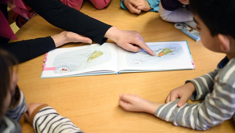 Kita-Kinder in Berlin: Die Ausgaben für vorschulische Bildungseinrichtungen sind seit 2010 um über 80 Prozent gestiegen