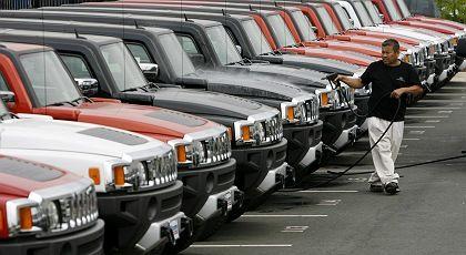 """Hummer-Händler: """"Branche muss finanziellen Abgrund überbrücken"""""""