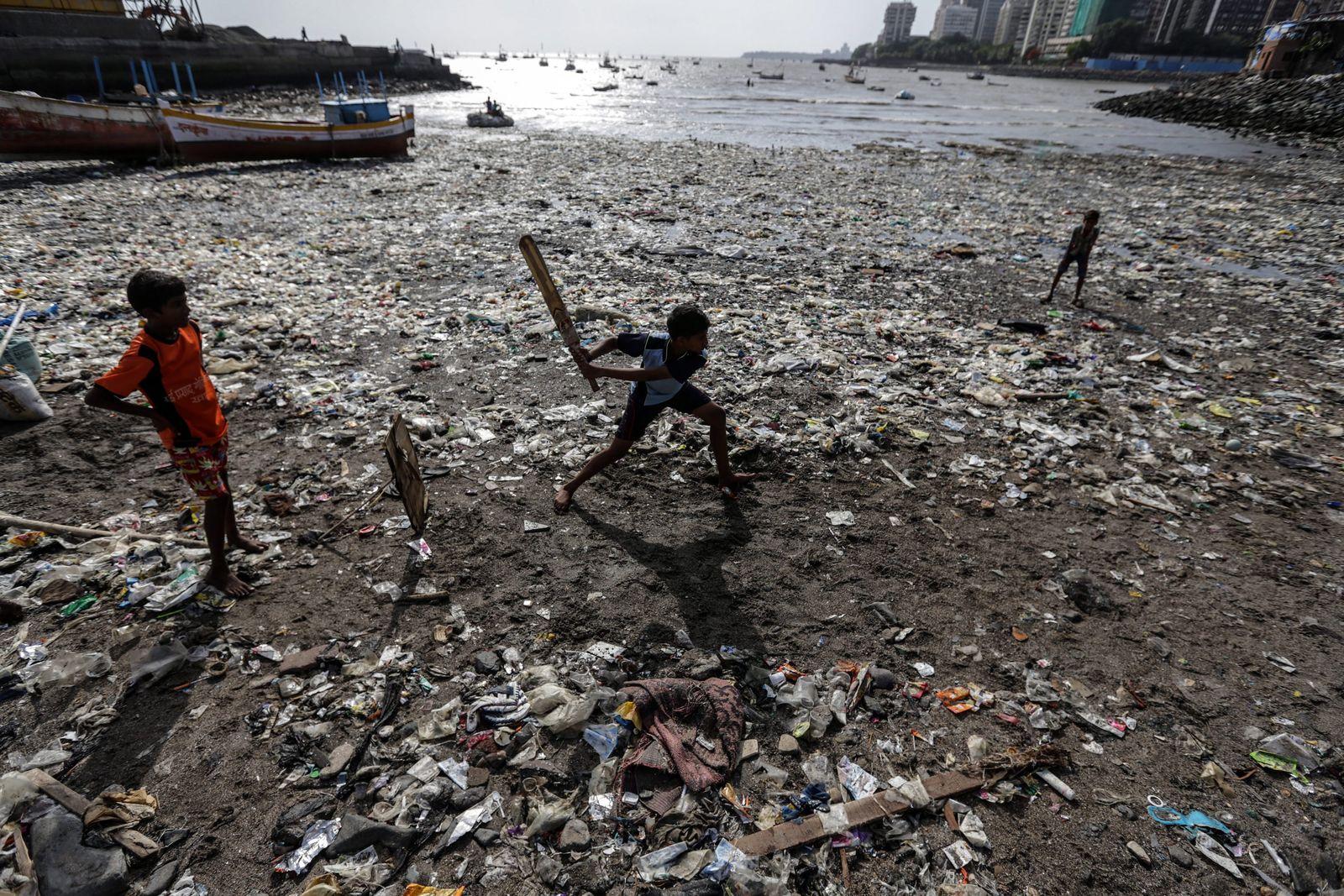 Meeresverschmutzung durch Reifen