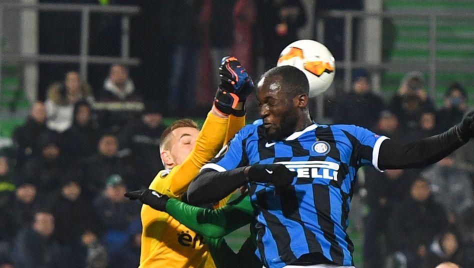 Erst nach seiner Einwechslung fielen die Tore: Romelu Lukaku