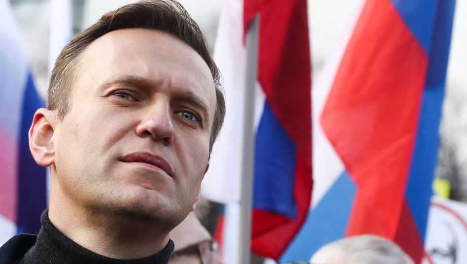 Der Kremlkritiker Alexej Nawalny