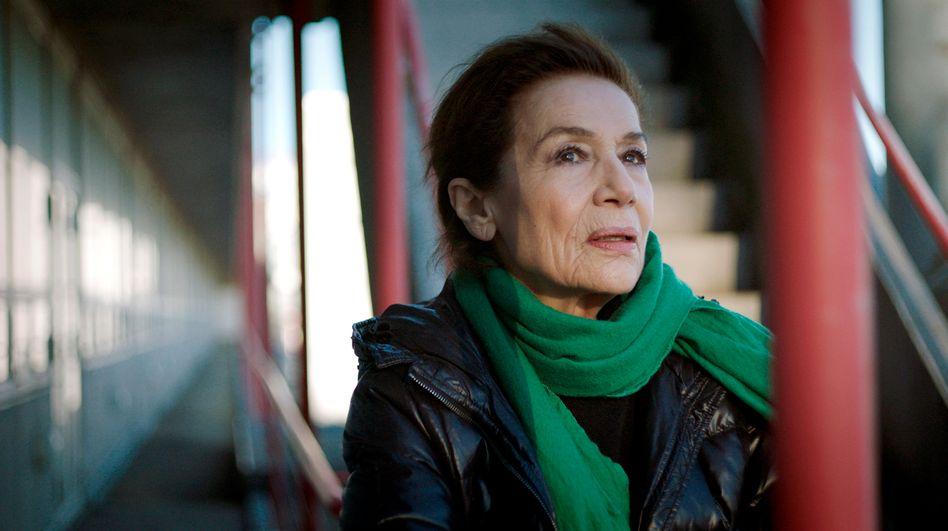 """Meditation über Recht und Moral: Hannelore Elsner als pensionierte Ermittlerin Bronski im Frankfurt-""""Tatort"""""""