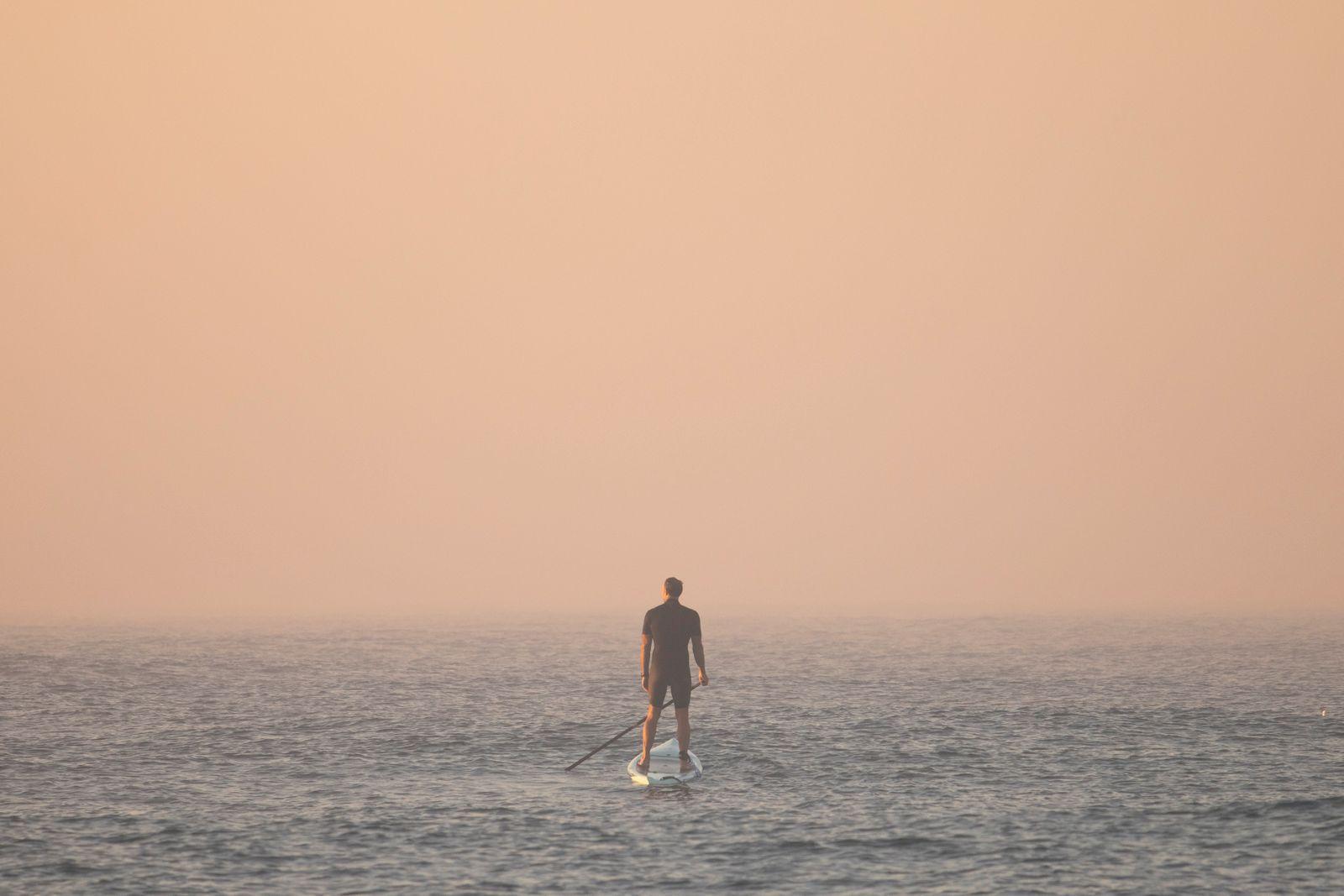 BESTPIX - Fog And Smoke Haze Blanket Sydney