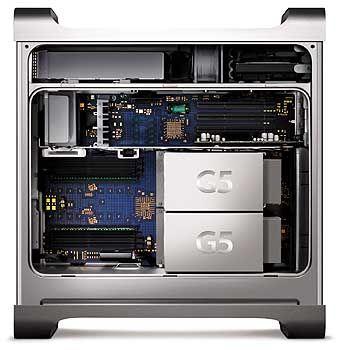 Teil vom Ganzen: Die neue G5-Generation von Apple