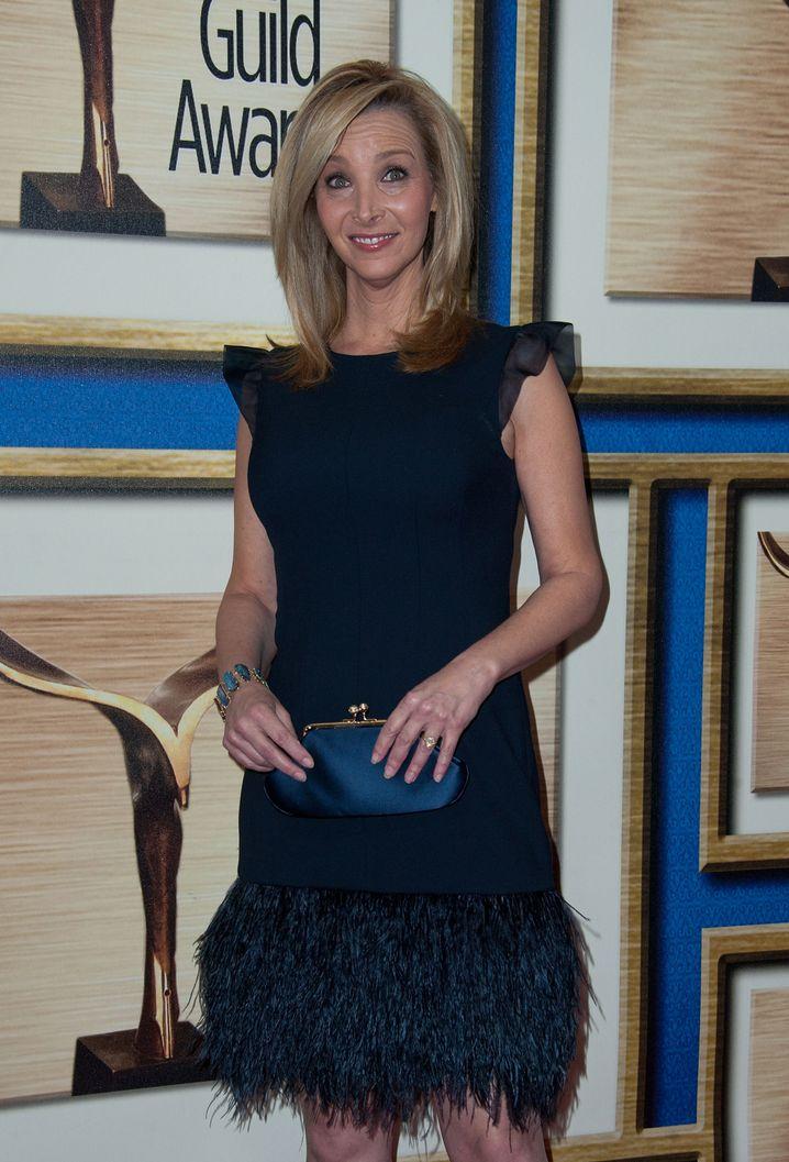 Lisa Kudrow: Keine Zugabe auf dem Teppich