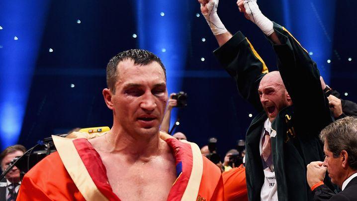 Wladimir Klitschko: Niederlage nach elf Jahren voller Siege