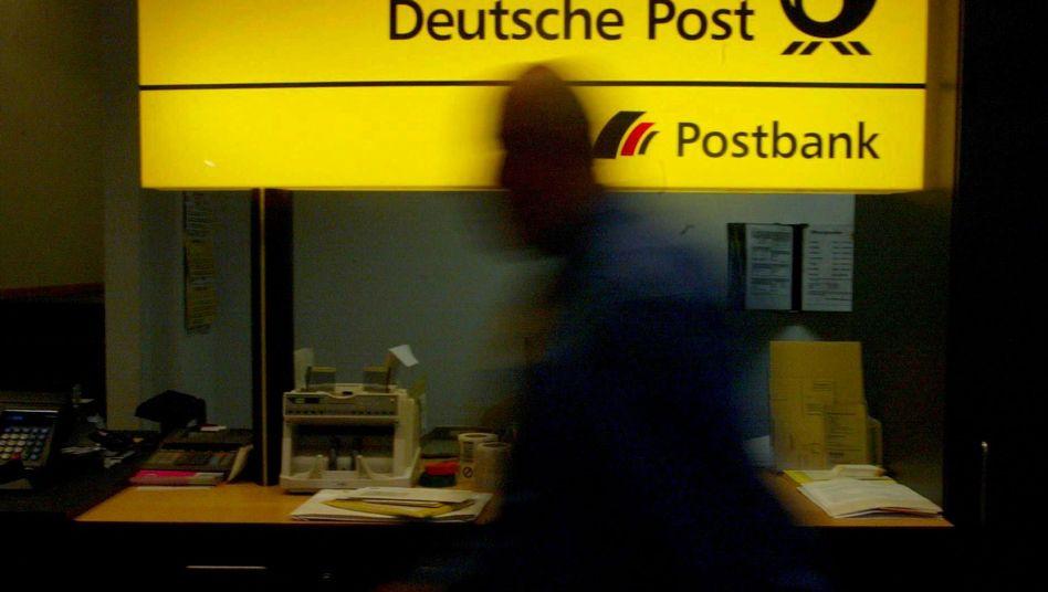 """Postbank: """"Sehr kurzfristig"""" das Einsehen von Kontobewegungen abschalten"""