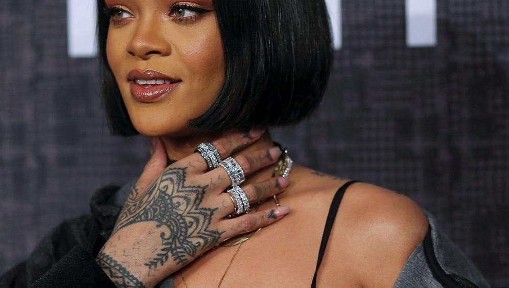 """Rihanna für Puma: """"Schlicht und einfach furchtlos"""""""