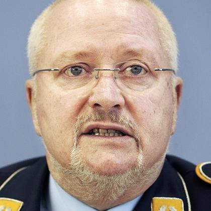 """Der Vorsitzende des Bundeswehrverbands Bernhard Gertz: """"Hier muss der Verteidigungsminister investieren"""""""