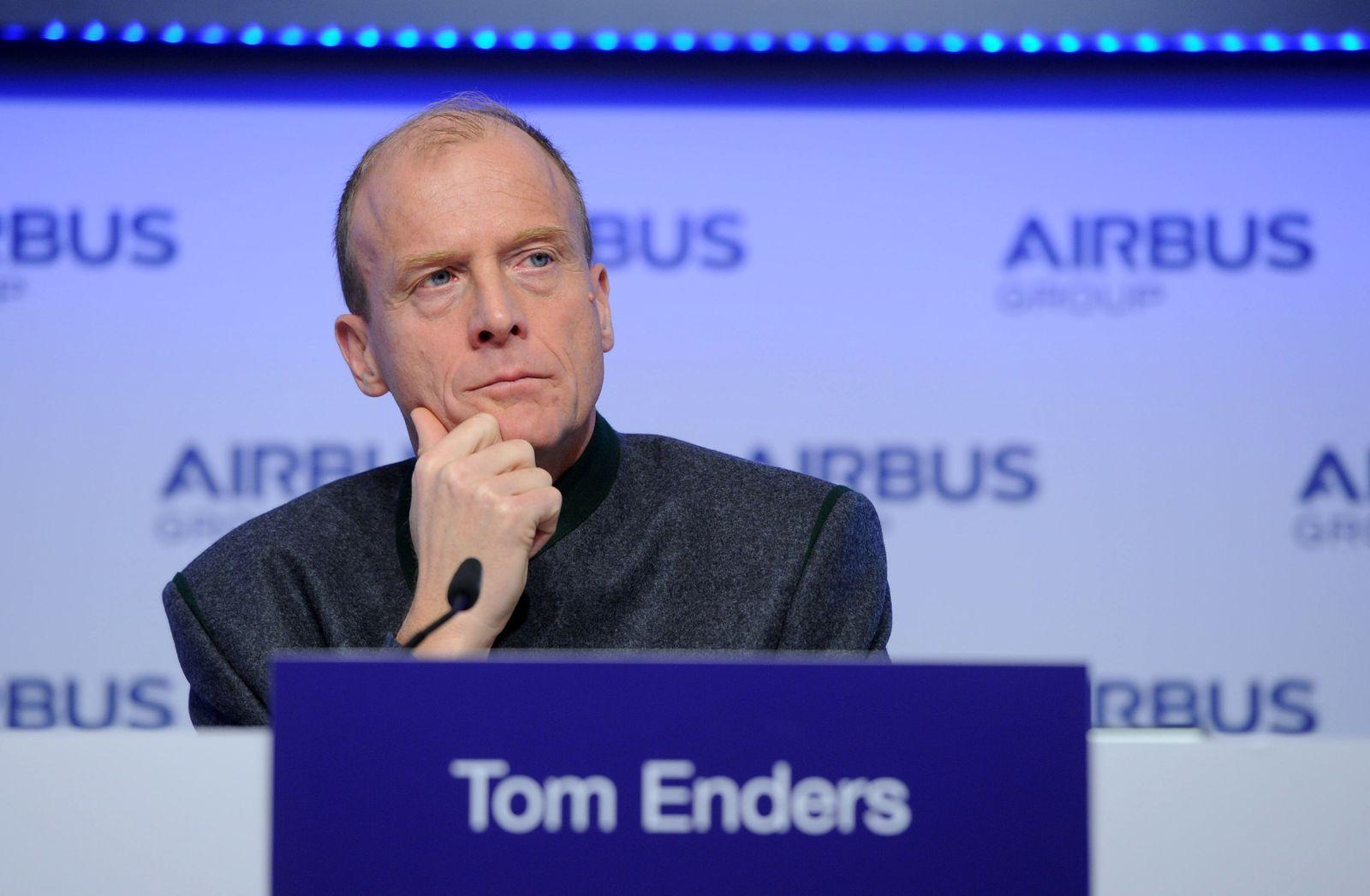 Tom Enders