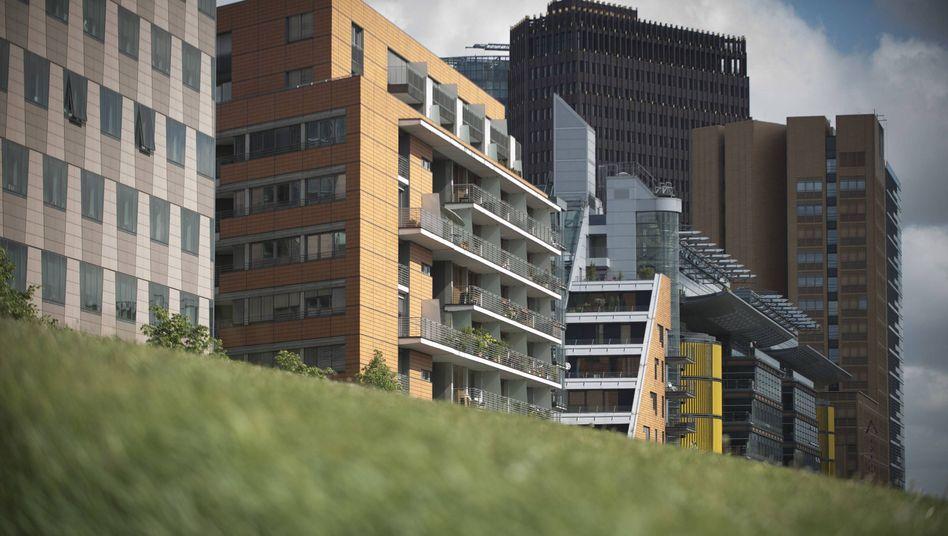 Wohnungen am Potsdamer Platz, Berlin: Gefährliche Anzeichen in Immobiliensektor