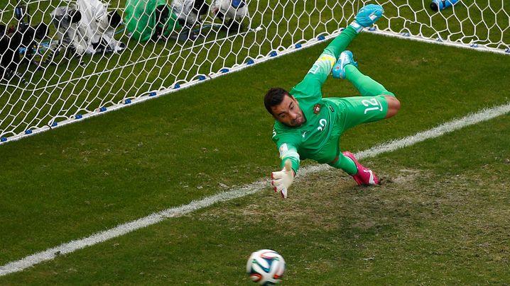 Portugal-Einzelkritik: Schwacher Ronaldo, wütender Pepe