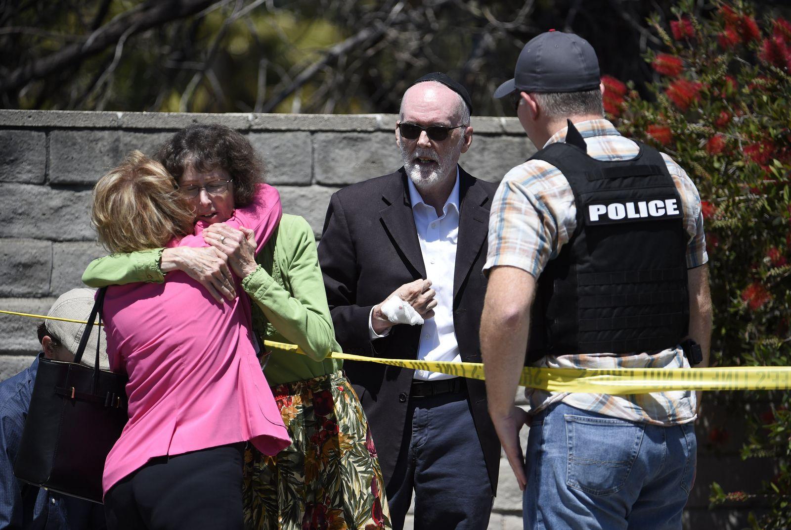 California Shooting Synagogue