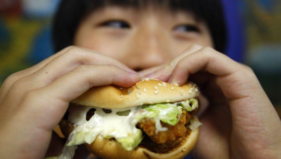 Hamburger: Zu viel Fette und zu viele Kohlenhydrate könnten das Gehirn schädigen