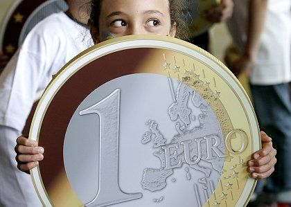 Europe's currency is getting stronger and stronger.