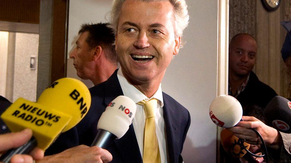 Rassismus-Vorwurf: Rechtspopulist Wilders feiert seinen Freispruch