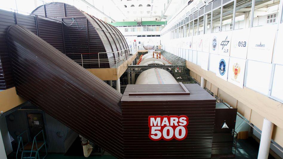 """Projekt """"Mars 500"""": """"Hellhörig sein, dass kein großer Streit aufkommt"""""""