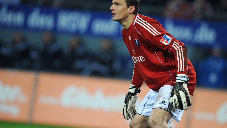 HSV-Keeper Drobny: In der kommenden Saison die klare Nummer eins