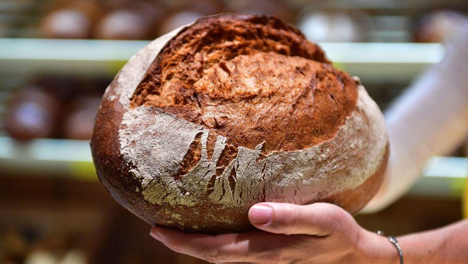 Wie wohl ein Brot schmeckt, dessen Rezept aus einem 525 Euro teuren Backbuch stammt?