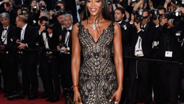 """Zu wenig personelle Vielfalt: Naomi Campbell kritisiert """"Vogue"""""""