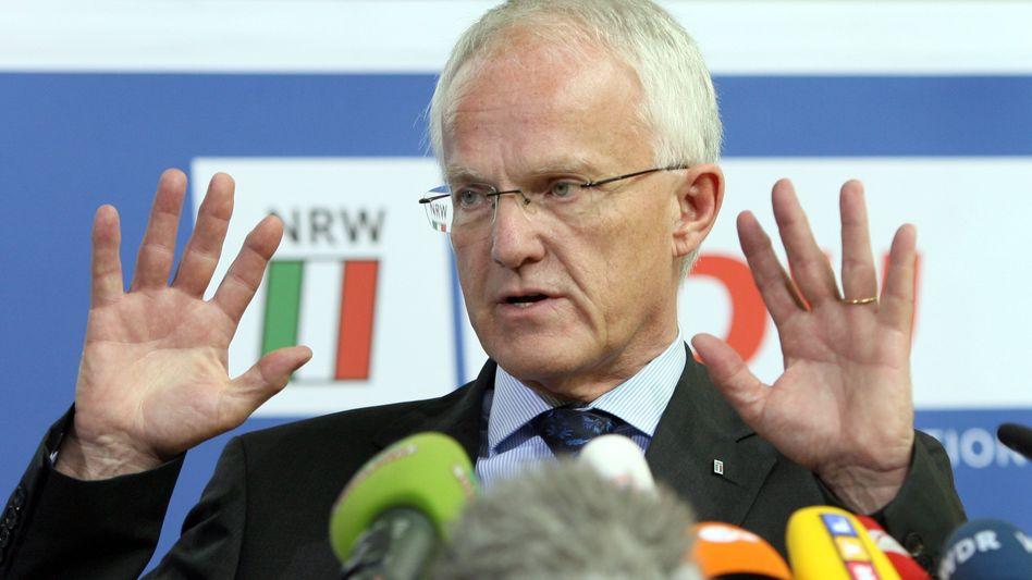 """CDU-Vize Rüttgers: """"Die Leute werden in wenigen Tagen wissen, was auf sie zukommt."""""""