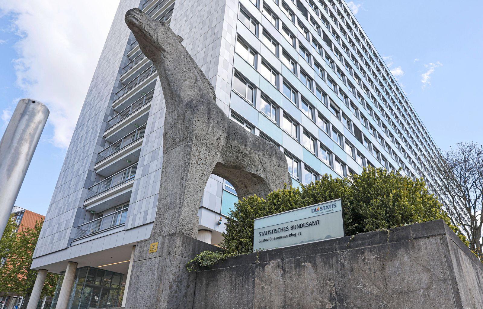 wiloka - Statistisches Bundesamt - 07.05.21, - *** wiloka Federal Statistical Office 07 05 21,
